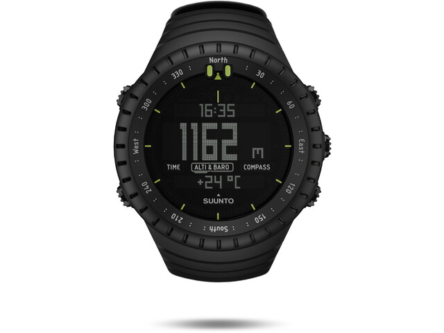 Suunto Core Montre outdoor, all black